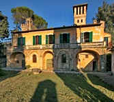 Historic villa on the hills of Sabina, Lazio
