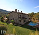 Stone house with swimming-pool and olive grove in Sabina.