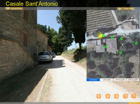 Tour Virtuale Casale Sant'Antonio